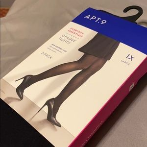 APT. 9 -- Opaque Tights